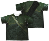 Youth: Arrow - Uniform (Front - Back Print) T-shirts