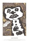 Silkeborg Kunstmuseum Stampa da collezione di Jean Dubuffet