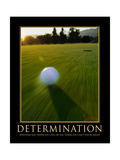 Determination Poster by Eric Yang