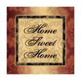 Home Sweet Home Poster van Piper Ballantyne