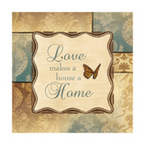 Love Home Pósters por Piper Ballantyne