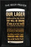 The Beer Prayer Prints