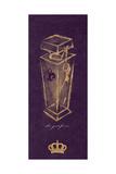 Purple Du Parfum I Posters par Piper Ballantyne