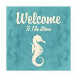 Welcome to the Shore Láminas por Piper Ballantyne