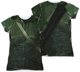Juniors: Arrow - Uniform (Front - Back Print) Womens Sublimated