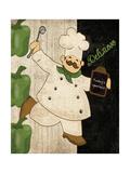 Delizioso Chef Posters by Piper Ballantyne