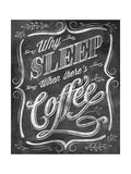 Wise Coffee 4 Posters tekijänä Dorothea Taylor