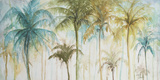 Watercolor Palms Arte por Patrcia Pinto