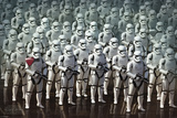 Star Wars- Stormtrooper Army Julisteet