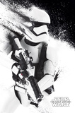Star Wars- Stormtrooper Paint Plakater