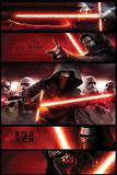 Star Wars- Kylo Ren Panels Posters