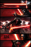 Star Wars- Kylo Ren Panels Posters