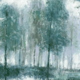 Somber Forest 1 Posters by Norman Wyatt Jr.