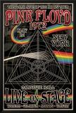 Pink Floyd 1972 Carnegie Hall Fotografia
