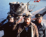 U-båden, på engelsk Foto