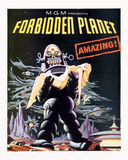 Forbidden Planet Photo