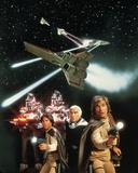 Kampfstern Galactica Foto