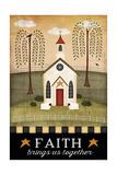 Primitive Faith Affiches par Jennifer Pugh