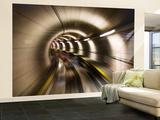Underground Tunnel Tapettijuliste