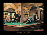 Game of Fate 高品質プリント : クリス・コンサニ
