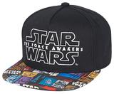 Star Wars: The Force Awakens- Action Stamp Sanpback Hat