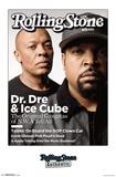Rolling Stone - Dre & Cube 2015 Fotografia