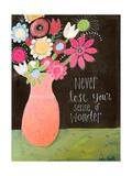 Wunder Poster von Katie Doucette
