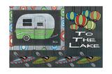 Au lac Affiches par Shanni Welsh