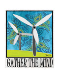 Gather the Wind Affiches par Shanni Welsh