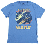 Star Wars The Force Awakens- Galactic Camiseta