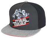 Star Wars- Embroidered Logo Snapback Hat