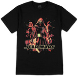 Star Wars The Force Awakens- Triglow T-Shirt