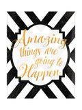 Amazing Things Póster por Jennifer Pugh