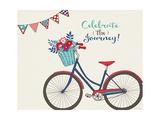 Simply Celebrate Life Poster di Jo Moulton