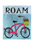 Bike-Roam Art par Shanni Welsh