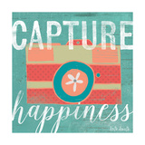 Capture Happiness Stampe di Katie Doucette