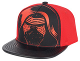 Star Wars- Boy's Kylo Ren Snapback Hat