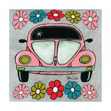 Bug-Pink Posters par Shanni Welsh