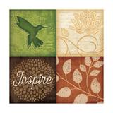 Nature Inspiration II Giclée-Premiumdruck von Jennifer Pugh