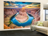 Horseshoe Bend Wallpaper Mural