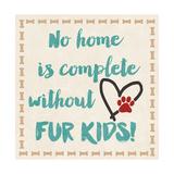Fur Kids Posters por Jo Moulton
