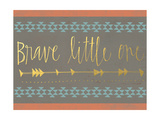 Brave Little One Giclée-Premiumdruck von Katie Doucette