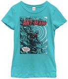 Young Girls: Ant-Man- Half-Inch Hero Skjorter