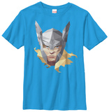 Youth: Thor- Geometric T-Shirt