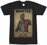 Star-Lord- Legendary Outlaw T-Shirt