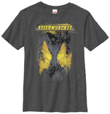 Youth: Yellow Jacket- Bug Eyed T-skjorte