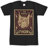 Thor- Wing Helmet T-shirts