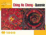 Ching Ho Cheng: Queenie 1000 Piece Puzzle Quebra-cabeça