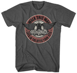 Aerosmith- Walk This Way T-Shirts