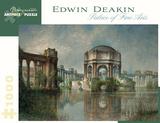 Edwin Deakin: Palace Of Fine Arts 1000 Piece Puzzle Quebra-cabeça